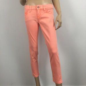 Mavi Serena Low-rise súper Skinny Sunwashed Jeans
